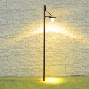 O Scale Lamppost/Yard Light - Pack of 2
